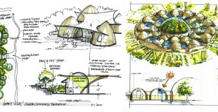 Highest Good Design, Green building, eco-architecture, sustainable living and One Community