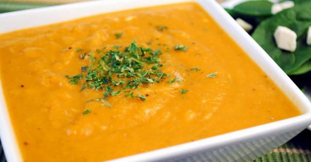 Butternut Squash Soup, Squash Recipes, One Community