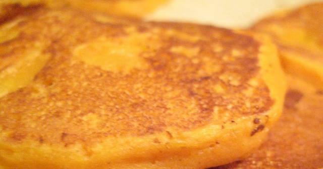 Paleo Sweet Potato Pancakes, Potato Recipes, One Community