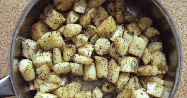 Pan Roasted Parsnips, Parsnip Recipes, One Community