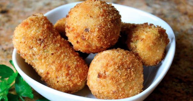 Potato Croquettes, Potato Recipes, One Community