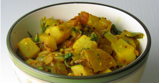 Turnips Curry, Turnip Recipes, One Community