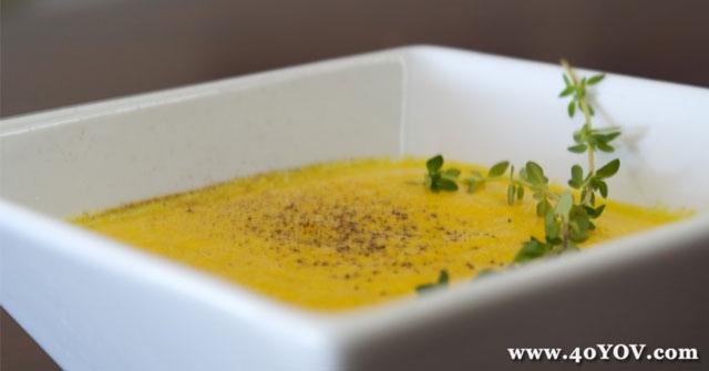 Cream of Cauliflower Soup, Cauliflower Recipes, One Community