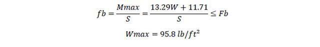 wmax bending