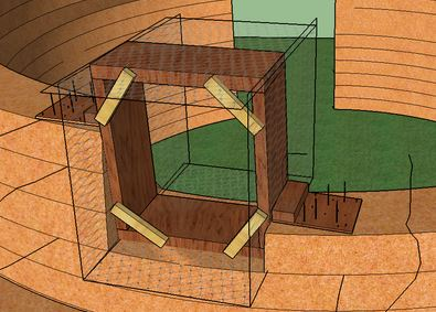 Attach Stucco Netting 2