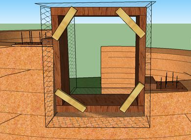 Attach Stucco Netting
