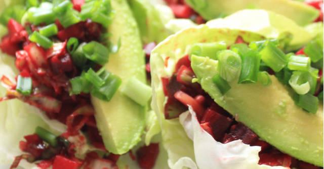 Vegan Lettuce Wraps, Lettuce Recipes, Butter Lettuce Recipes, One Community